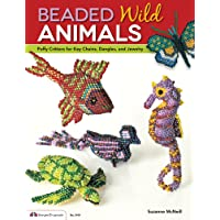 Beaded Wild Animals: Puffy Critters for Key Chains, Dangles, and Jewelry (Design Originals)