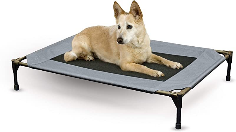 K&H Elevated Cooling Mats for Dogs