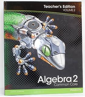 Pearson algebra 2 common core practice problem solving workbook algebra 2 common core teachers edition volume 2 fandeluxe Choice Image