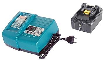 sustituir Makita Pack de batería 18 V 4.0 Ah MAKITA BL1840 ...