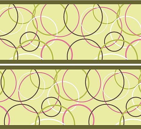 4 Selbstklebende Bordüren// Neu und hochwertig