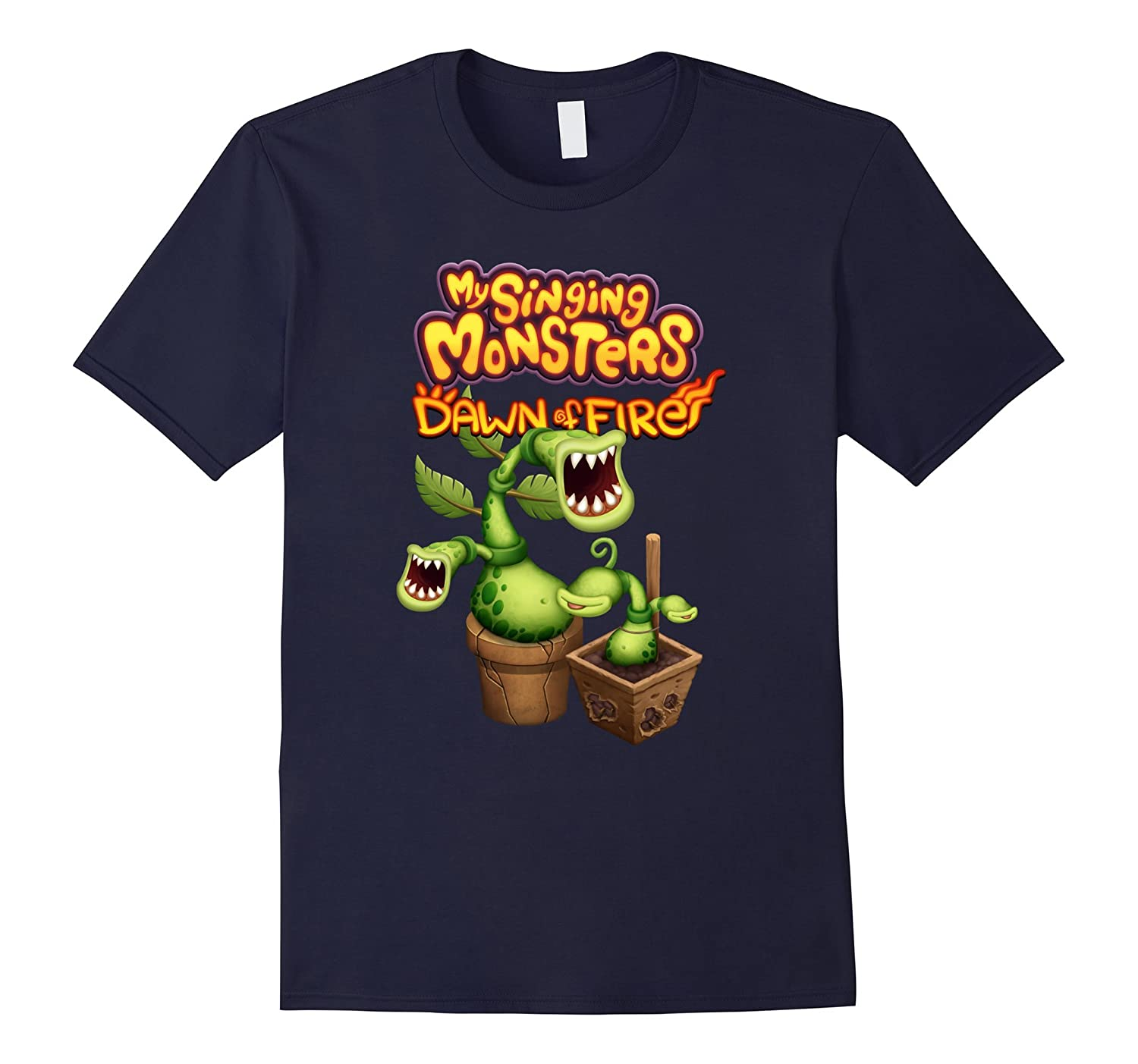 My Singing Monsters Dawn Of Fire - Potbelly  Baby T-shirt-CD