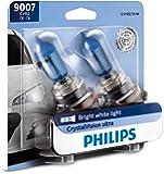 Philips 9007 Lámpara delantera Premium Crystal Vision Ultra, paquete con 2 piezas