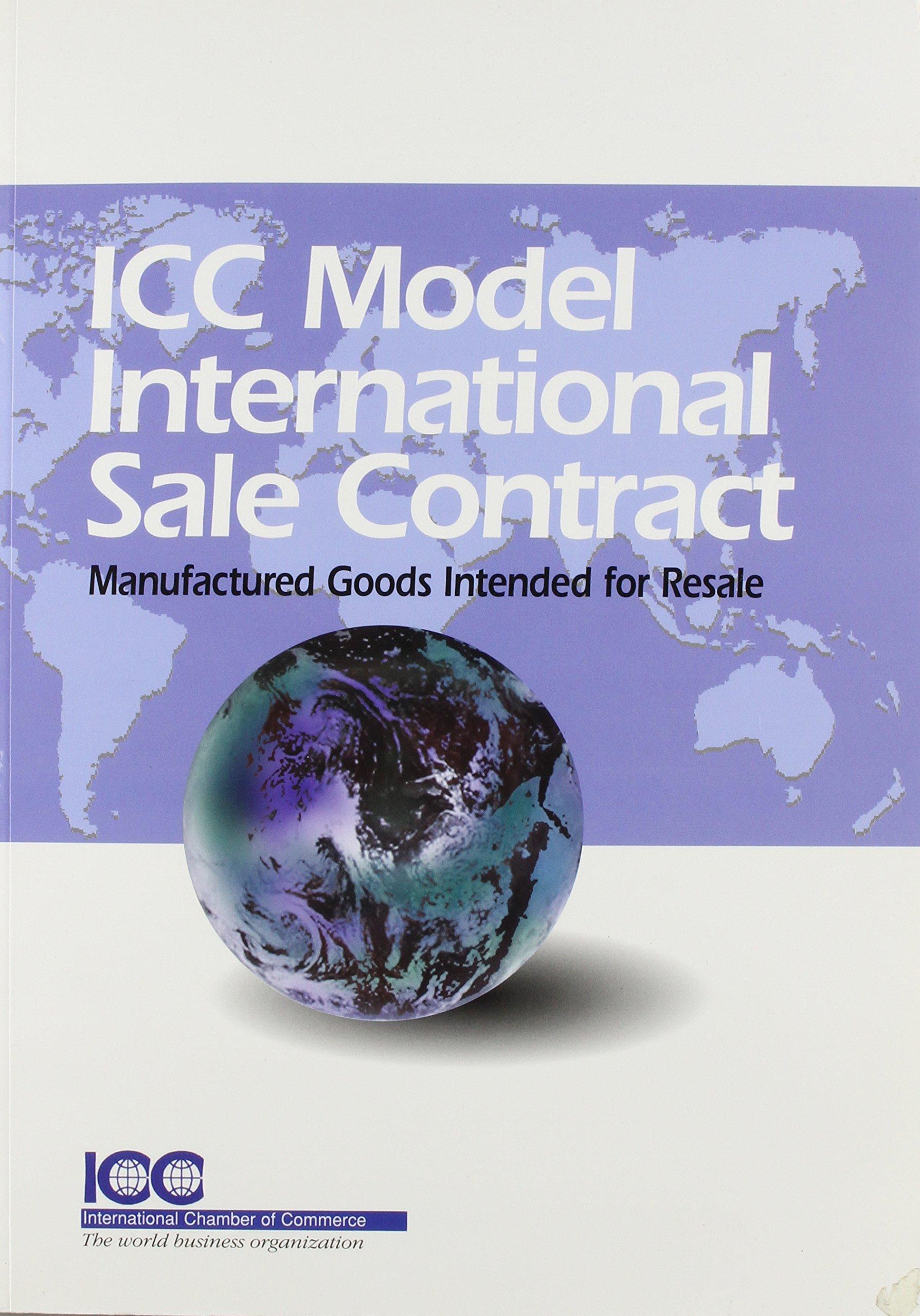 ICC Model International Sale Contract