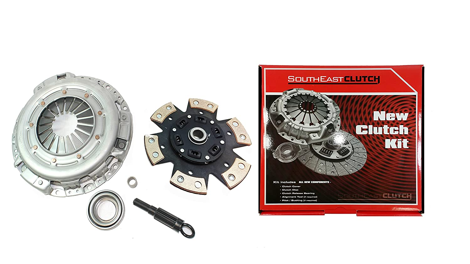 southeast-clutch etapa 3 Kit de embrague para Nissan 350Z, Infiniti G35 - G35 3.5L V6: Amazon.es: Coche y moto