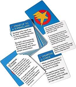 Imaginhero: Un Juego de Terapia CBT para Ayudar a los niños a Combatir la ansiedad y el Pensamiento Negativo: Amazon.es: Juguetes y juegos
