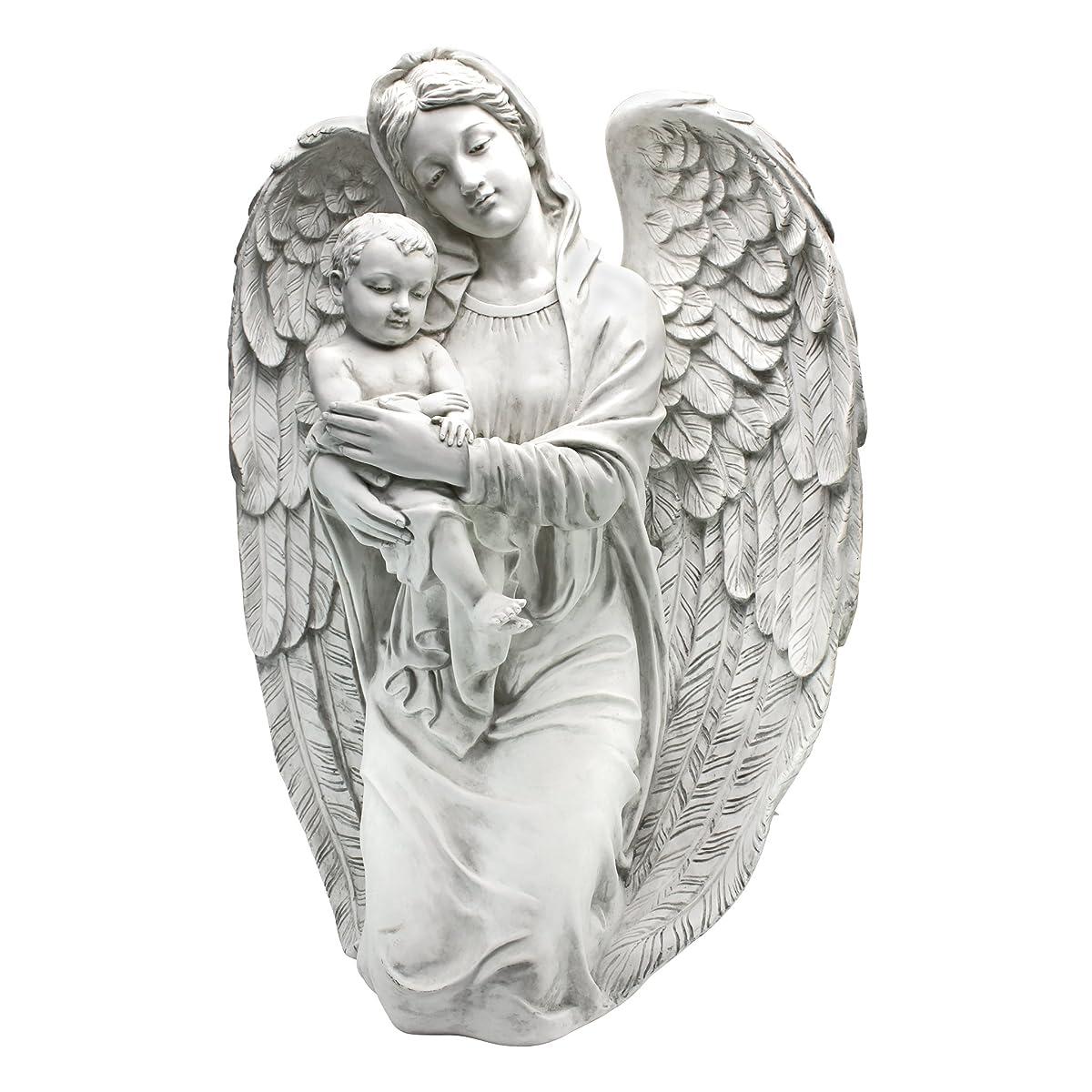 Design Toscano Devoted Protector Guardian Angel Statue