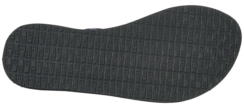 Sanuk Damenschuhe Yoga Sling 2 2 Sling Blau Love Sandale Footwear Größe 06 Blau Love - 512741