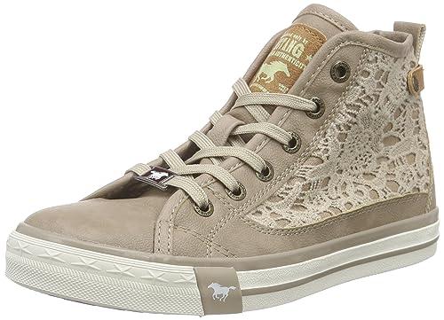 Baskets Fille Chaussures Hautes et 5024 Sacs 507 Mustang ZIEqn