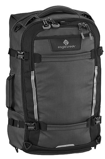 ba980a8ced99 Amazon.com | Eagle Creek Gear Hauler Luggage, Asphalt Black | Carry-Ons