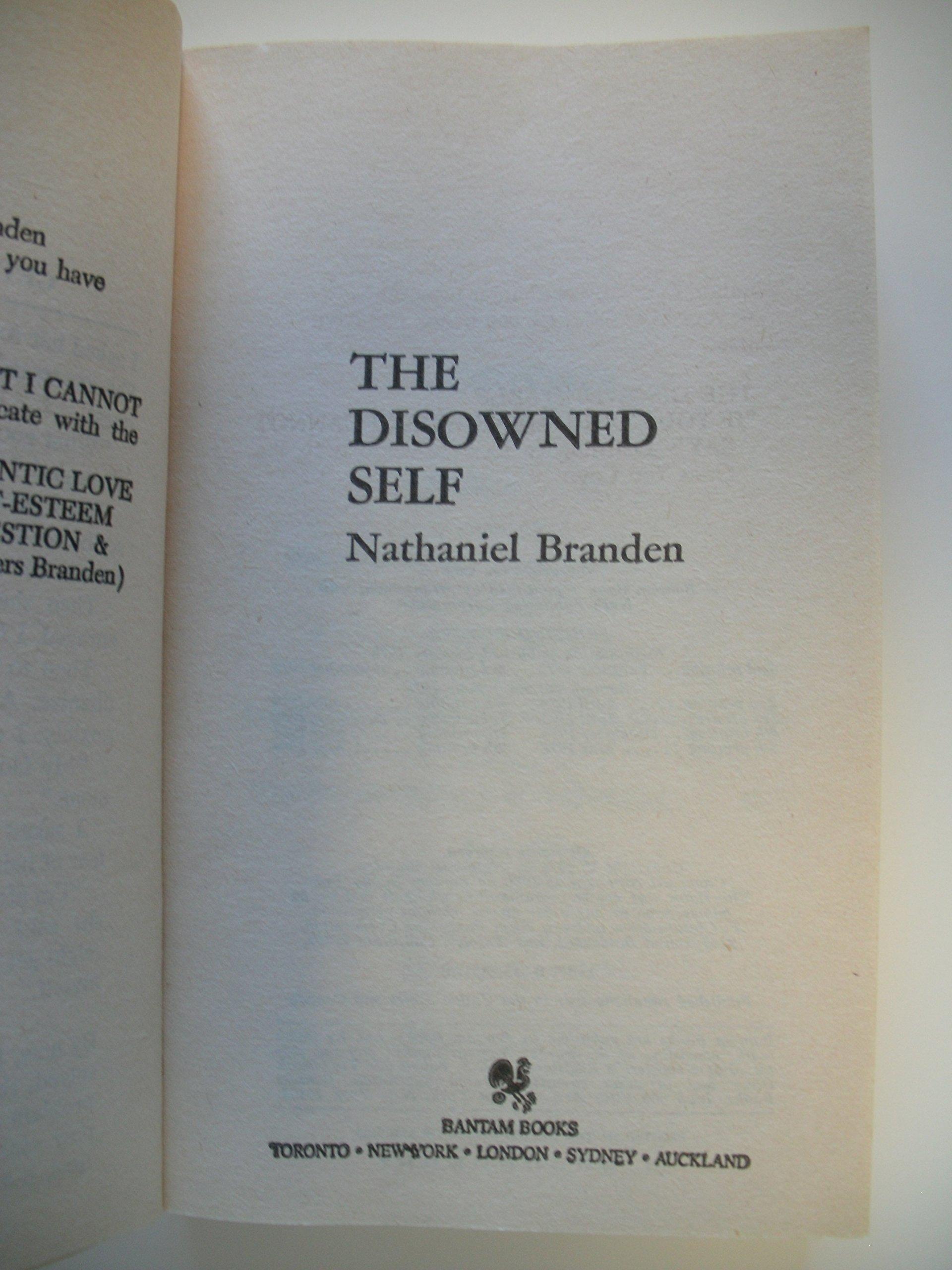 Nathaniel Branden Pdf