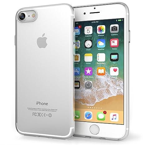 custodia iphone 7 trasparente ultrasottile