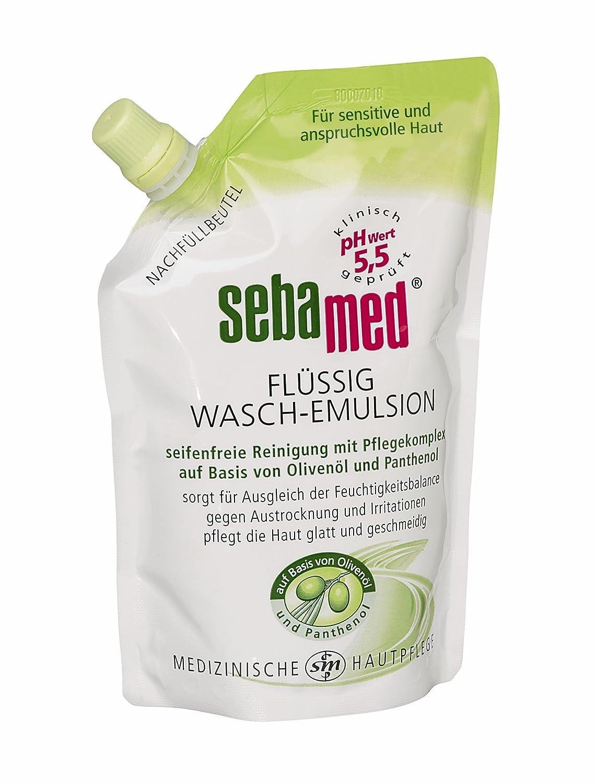 sebamed líquido loción de lavado con olivo deshumidificación, 2 unidades (2 x 400 ml): Amazon.es: Belleza