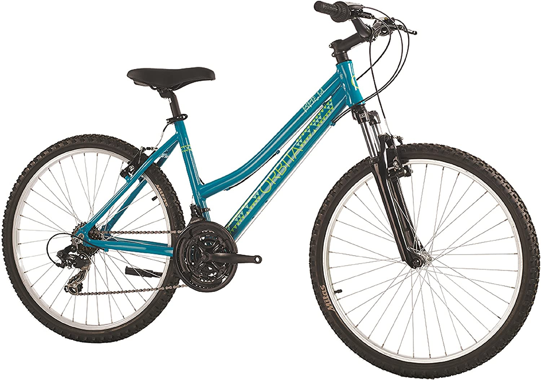 Orbita BTT 26 Rhea Bicicleta, Mujer, Azul, M: Amazon.es: Deportes ...