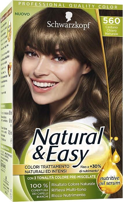TESTANERA Natural & Easy 560 luz nat marrón. - tintes para el ...