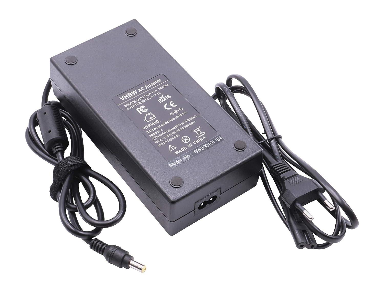 vhbw Cargador Ordenador PORTÁTIL 19V, 7.1A, 135W Compatible ...