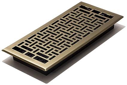 Amazon.com: Decor Grates - rejilla oriental para piso ...