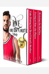 Love on the Court Boxset: A Sweet Basketball Romance Trilogy Kindle Edition