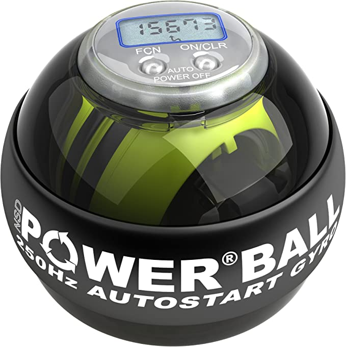 Powerball 250Hz Autostart Pro - Pelota de Fitness: Amazon.es ...