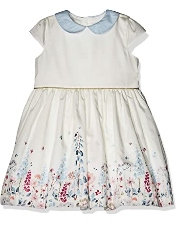 efe0fcba5 Mamas & Papas Baby Girls' Border Print Dress