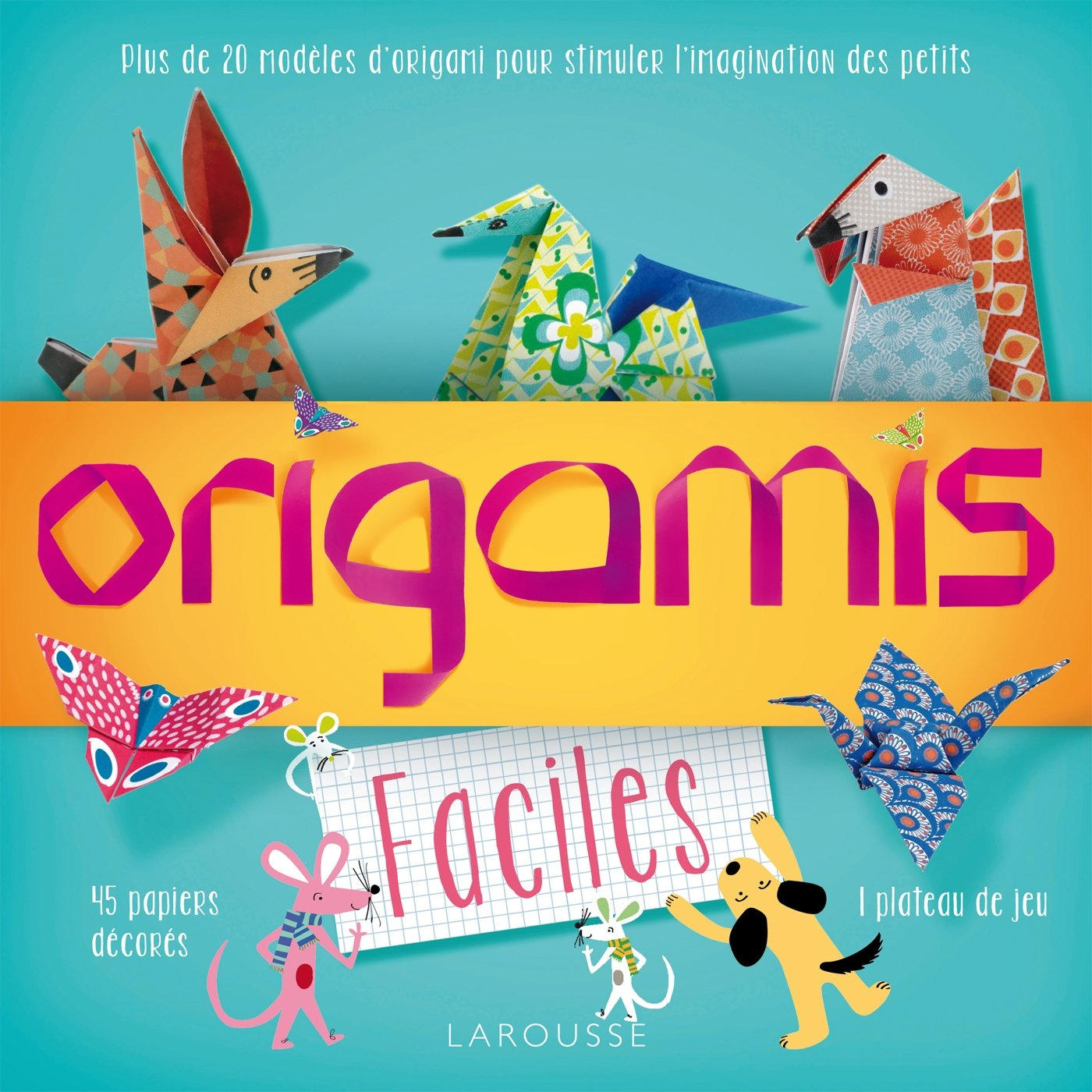 Amazon Fr Origami Faciles Beatriz De Rivera Livres