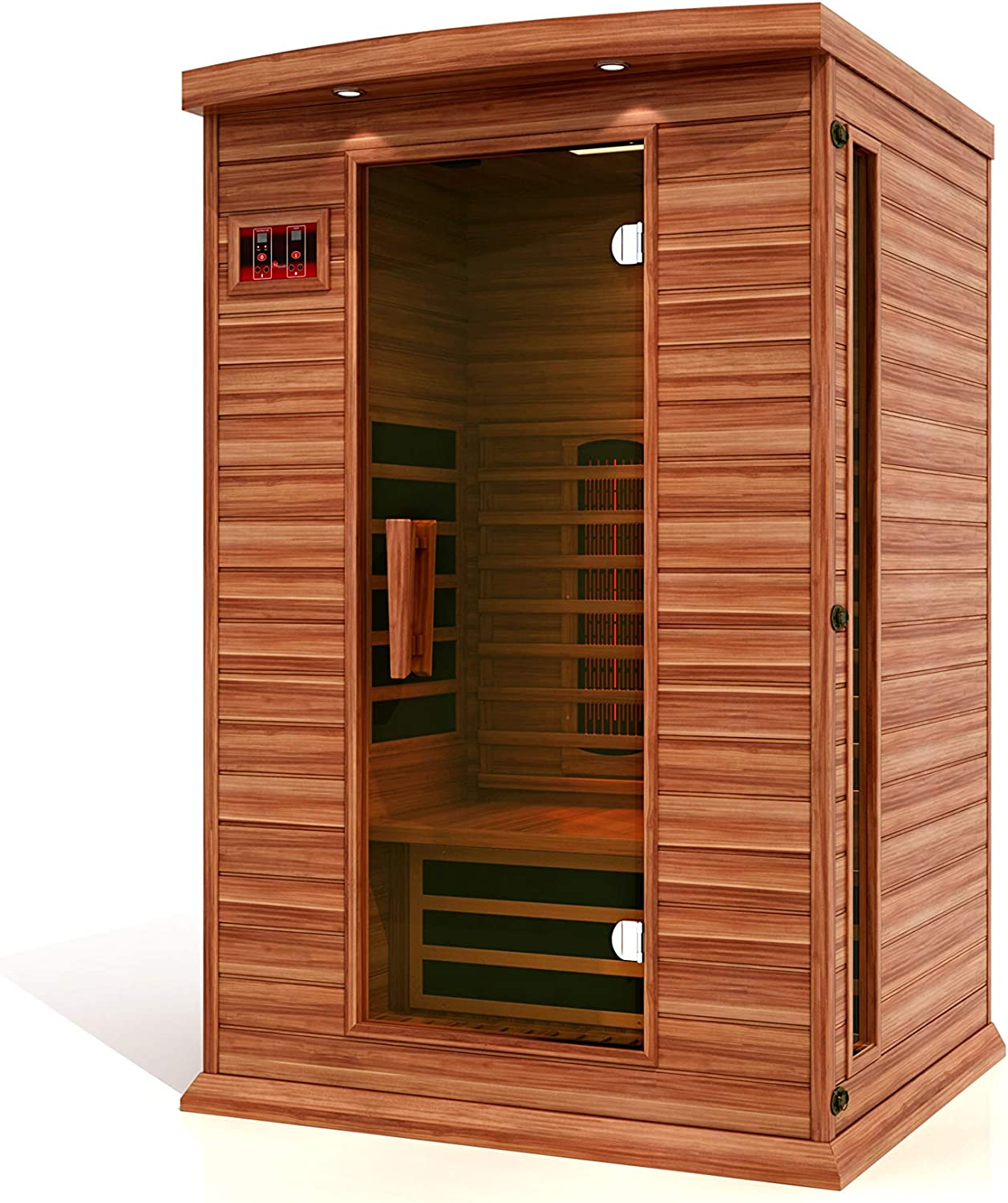 Maxxus Far Infrared Sauna for Home for 2 Persons
