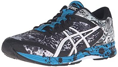 sports shoes d38f3 83437 ASICS Men s Gel-Noosa Tri 11 Running Shoe, Mid Grey White Blue