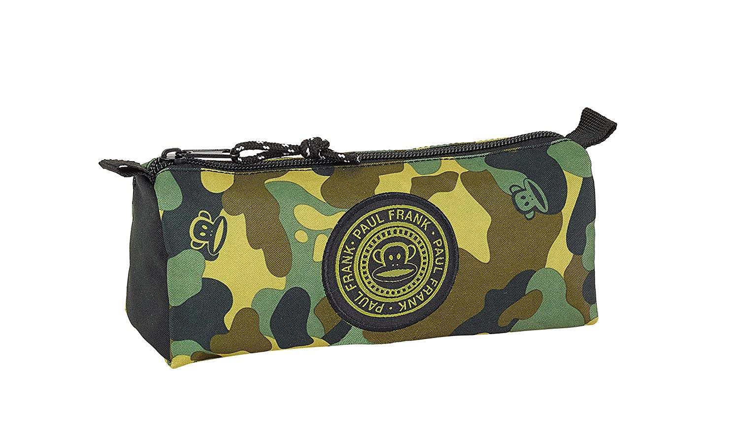 Paul Frank Camo Oficial Estuche Escolar 210x70x80mm: Amazon ...