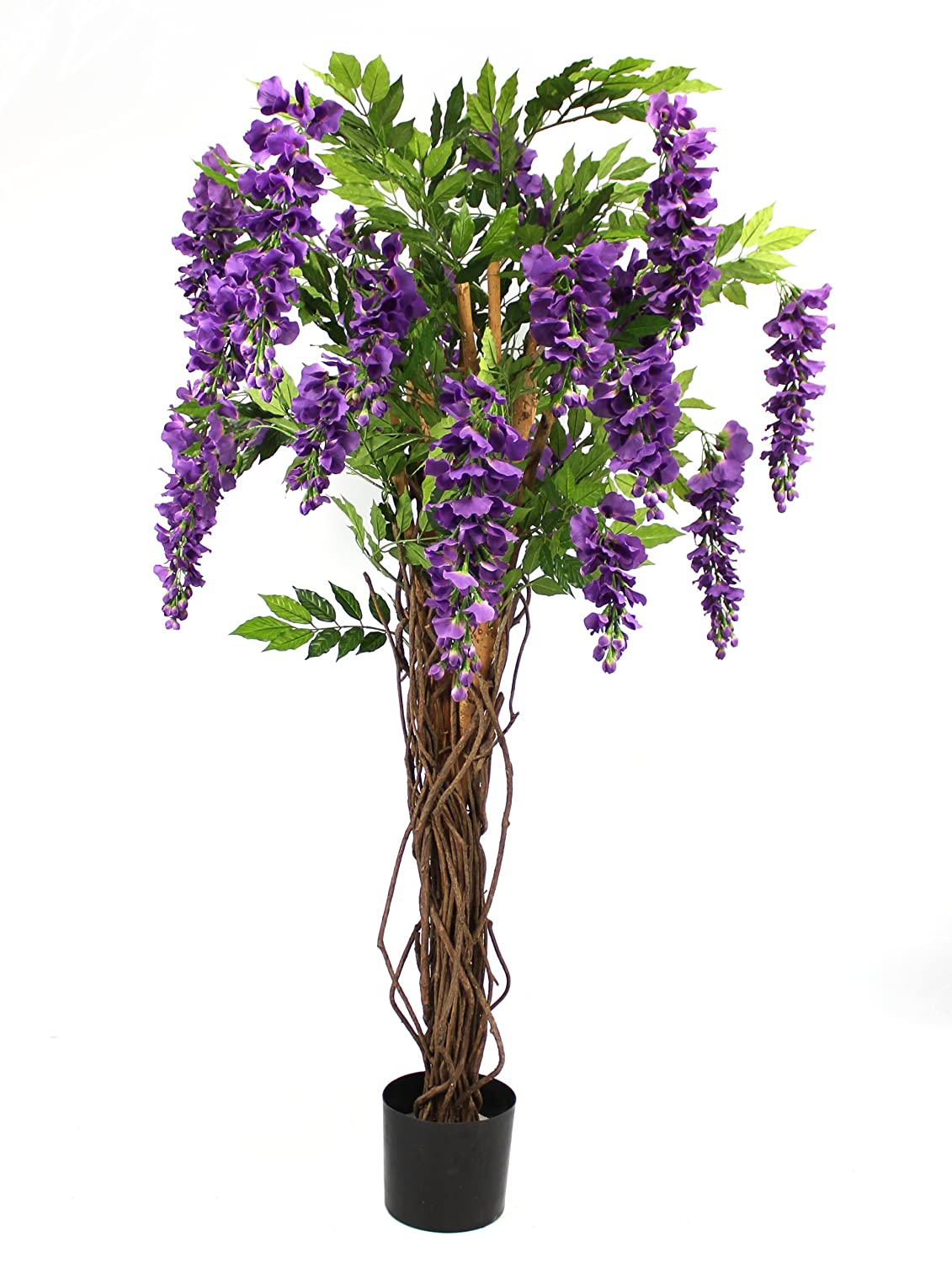 67247fe3085 Blooming Artificial - Artificial Wisteria