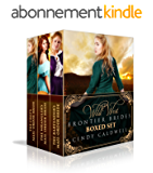 Wild West Frontier Brides Boxed Set Vol. 1: Books 1-3 (English Edition)