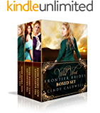 Wild West Frontier Brides Boxed Set Vol. 1: Books 1-3