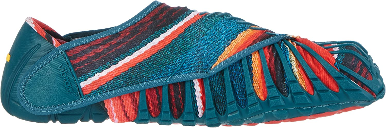 Vibram Fivefingers Furoshiki Original, Baskets Basses Mixte Adulte Multicolore Caraïbes