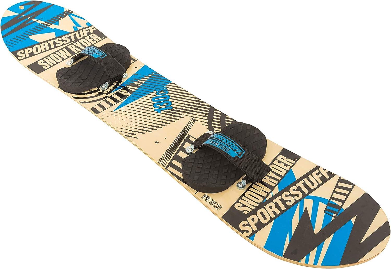 Airhead Snow Ryder Hardwood Snowboard