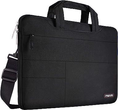 360° Protective Laptop Shoulder Bag Support Laptop up to 15.6inch Macbook Lenovo