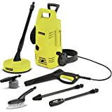 Karcher K2.26 Anniversary 1600PSI 1.25GPM Electric Pressure Washer With Accessories