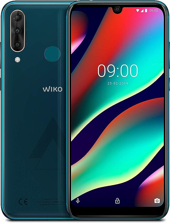 WIKO View 3 Pro, Ocean.: Amazon.es: Electrónica