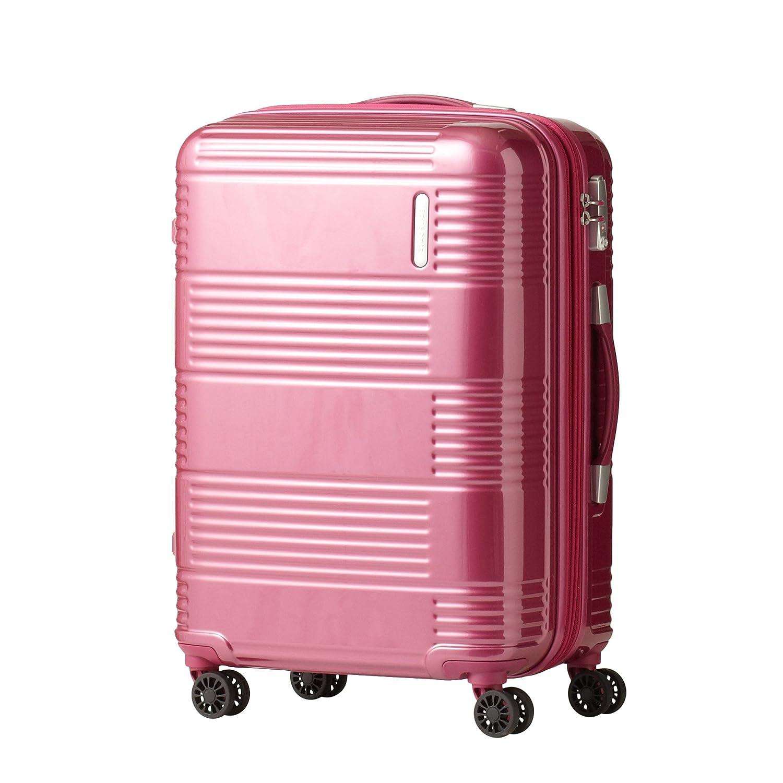 [サムソナイト] スーツケース MAZON メゾン スピナー66 64L 無料預入受託サイズ 保証付 (現行モデル) B0732D1TVKマゼンタ