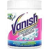 Vanish Oxi Action Poweweiss Pulver, Wäsche-Weiss und Fleckenentferner, 1er Pack (1 x 600 g)