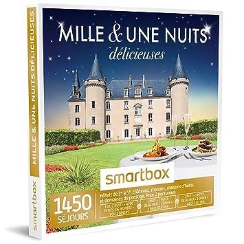 Idee Cadeau 1 An De Couple.Smartbox Coffret Cadeau Homme Femme Couple Mille Et Une