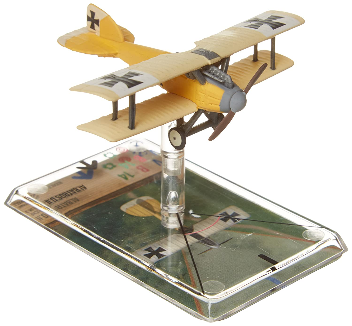 Modellino Aereo Wings of Glory: Albatros D. II Ares Games AREWGF114A