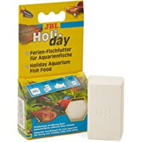 JBL Holiday 40310 Vakantie Visvoer, voor Tropische Zoetwatervissen, Voerblok
