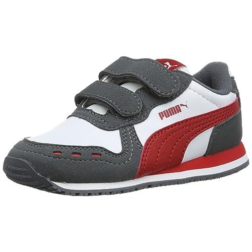 f155d145394f9 Puma Unisex-Kinder Cabana Racer Sl V Inf Sneaker