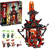 LEGO Ninjago 71712 Empire Temple of Madness Building Kit (810 Pieces)