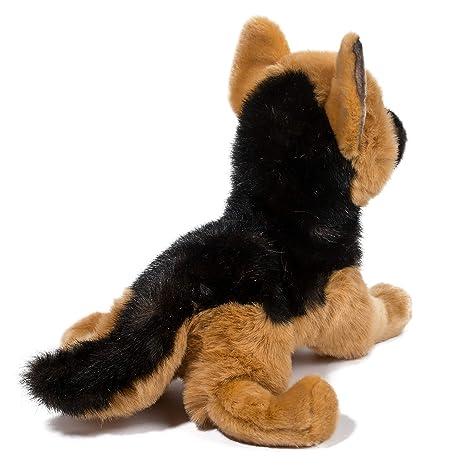 Amazon.com  General The German Shepherd Dog Stuffed Plush Toy  Toys   Games a81050fe8