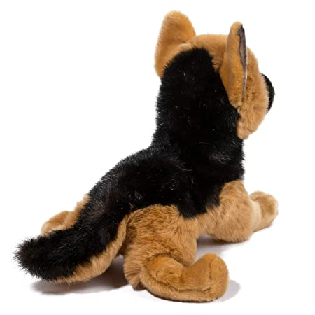 Cuddle Toys 2058 41 cm Long General German Shepherd Plush Toy