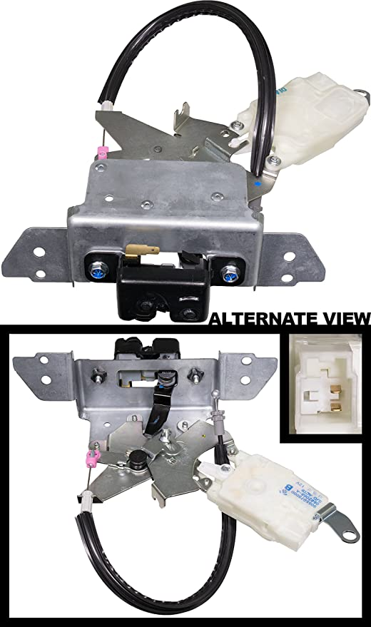 NEW Front Left Door Lock Latch Actuator For 2015 Nissan Armada W// Int Key ONLY
