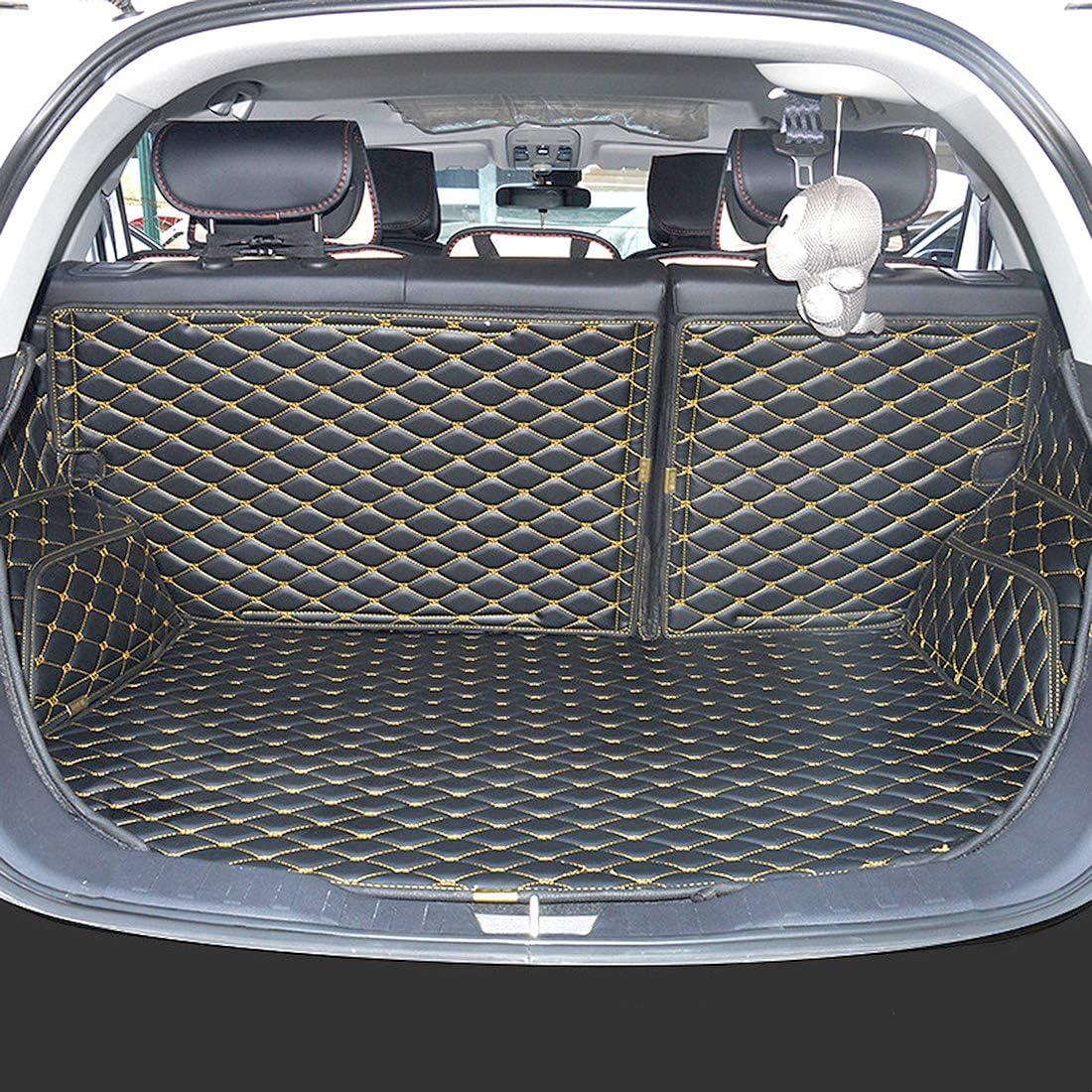 Orealtech Kofferraummatte Auto Für Mercedes Benz Klasse E W212 W213 A207 C207 C238 S212 S213 2011 2016 Allwetter Xpe Leder Kofferraumwanne 3d All Inclusive Stil Schmutzfangmatte Auto