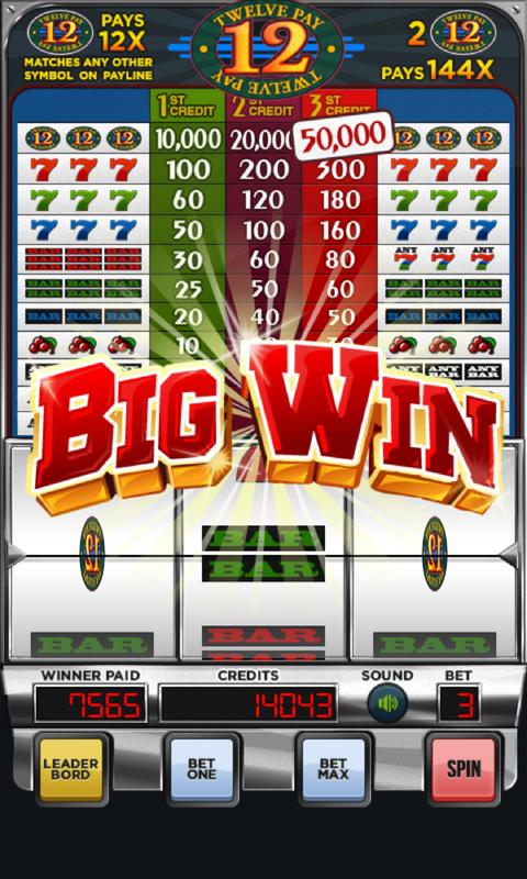 Free Slots 12x Pay