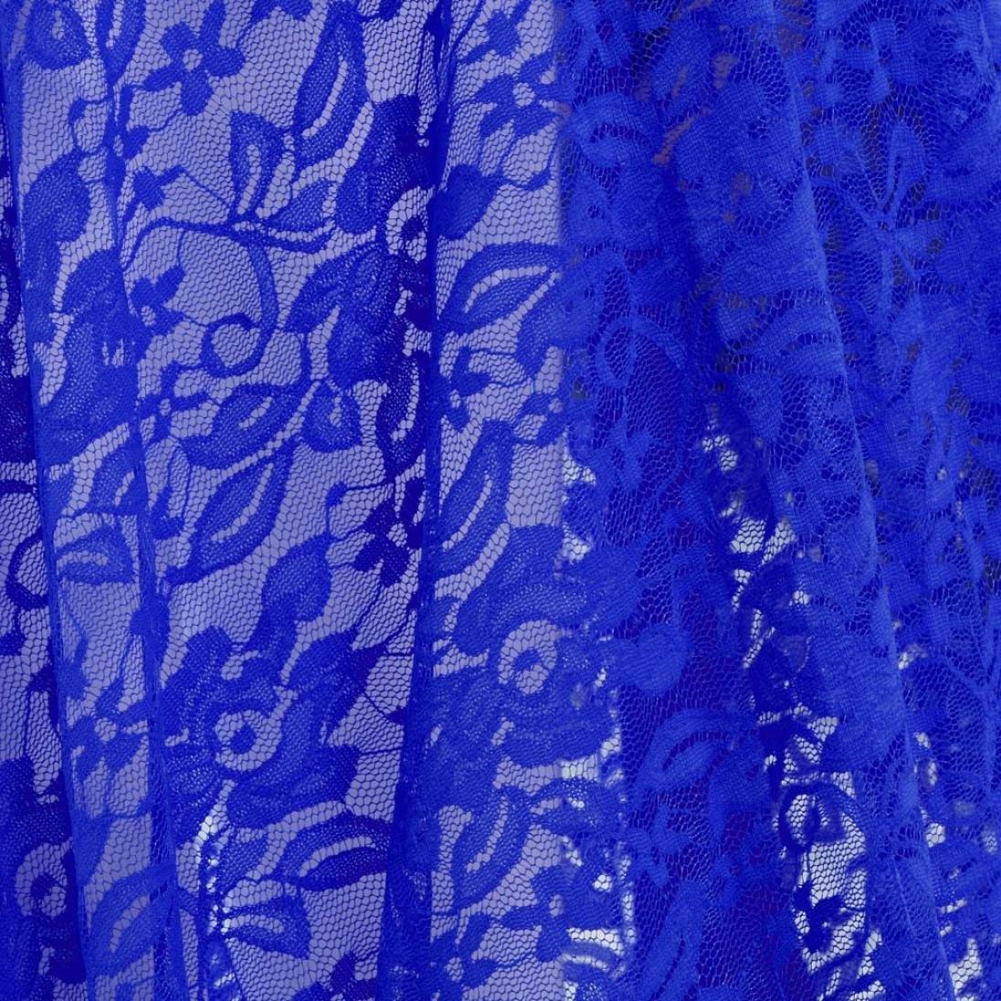 OHQ Dentelle Femmes Enceintes Jupe Queue Longueur Collier Robe Photographie /à Manches Longues Grossesse Props Off /éPaules Allaitement Longue Blanc Beige Bleu Beige