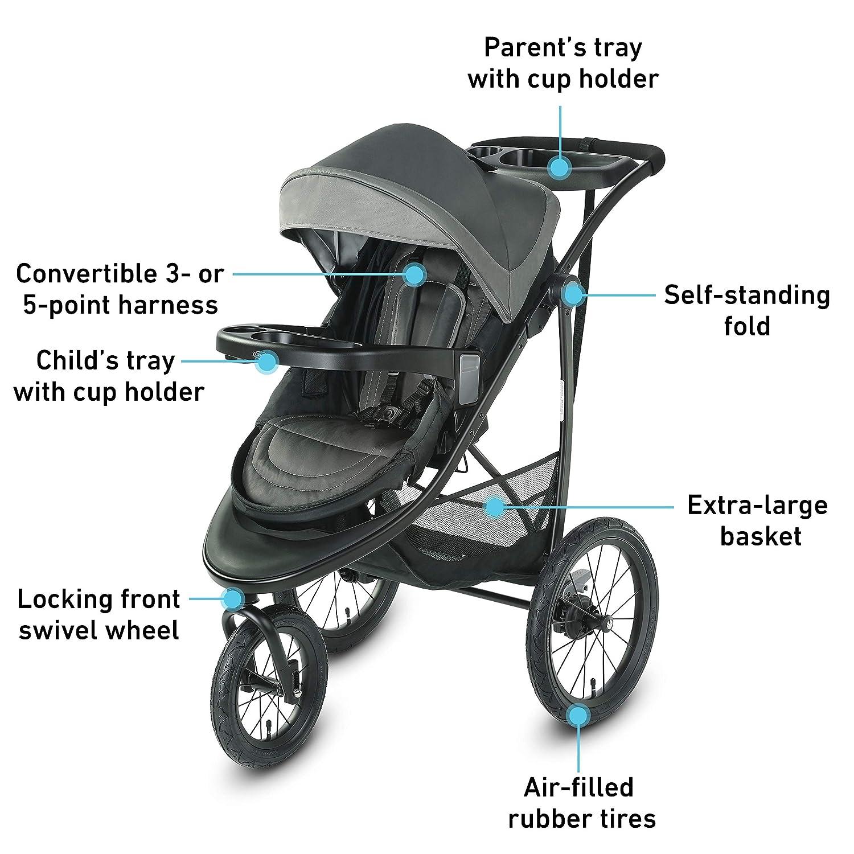 Graco Modes Jogger SE Jogging Stroller2